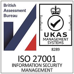 Changefirst are ISO 27001 certified, #214754